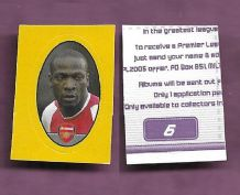 Arsenal Lauren Cameroon 6 B